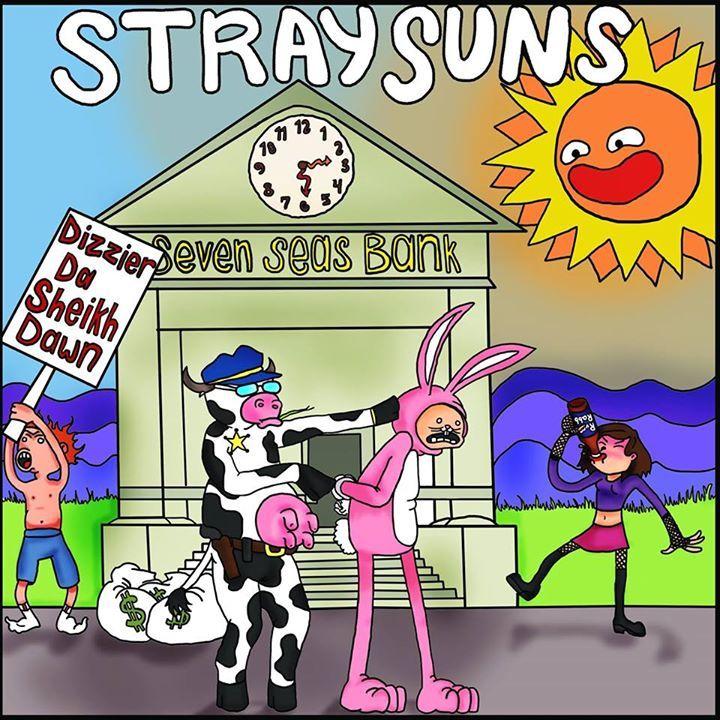 Stray Suns Tour Dates