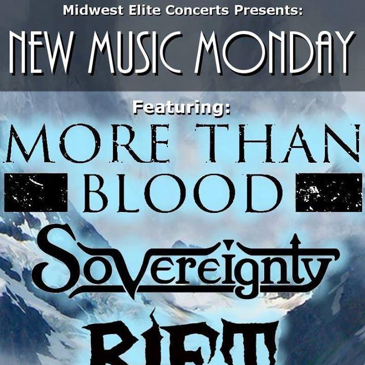 More than Blood Tour Dates