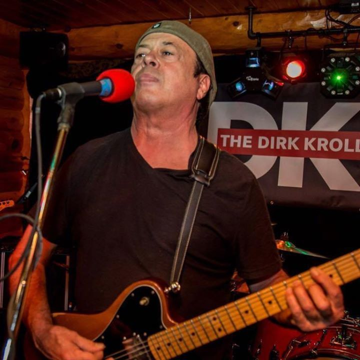 The Dirk Kroll Band Tour Dates
