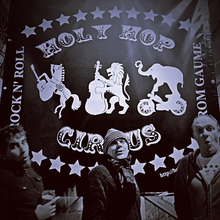 Holy Hop Circus @ Le POINT B'Arts - Fratin, Belgium