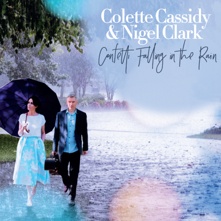 Colette Cassidy/ Nigel Clark Duo @ The Spring Arts Centre - Havant, United Kingdom