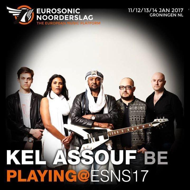 Kel Assouf Tour Dates