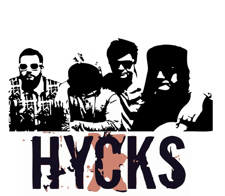 HYCKS @ L'épave à son  - Boiry, France