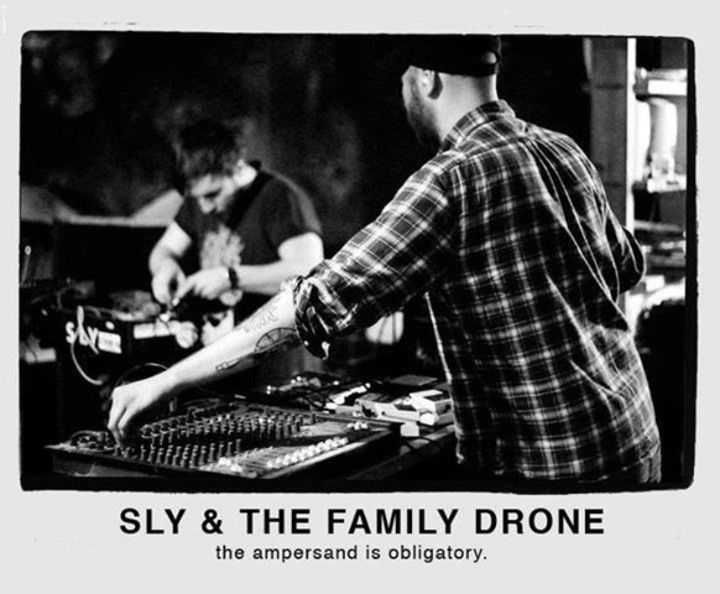 Sly & The Family Drone Tour Dates