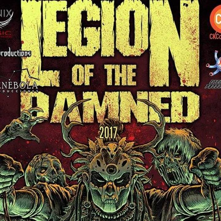 Legion of the Damned Tour Dates