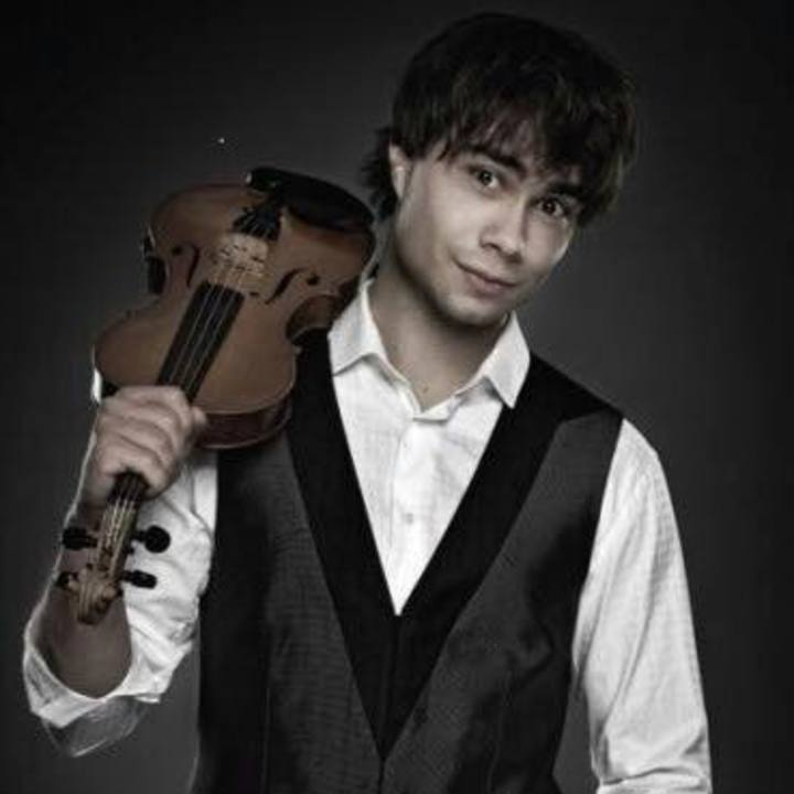 Alexander Rybak Tour Dates