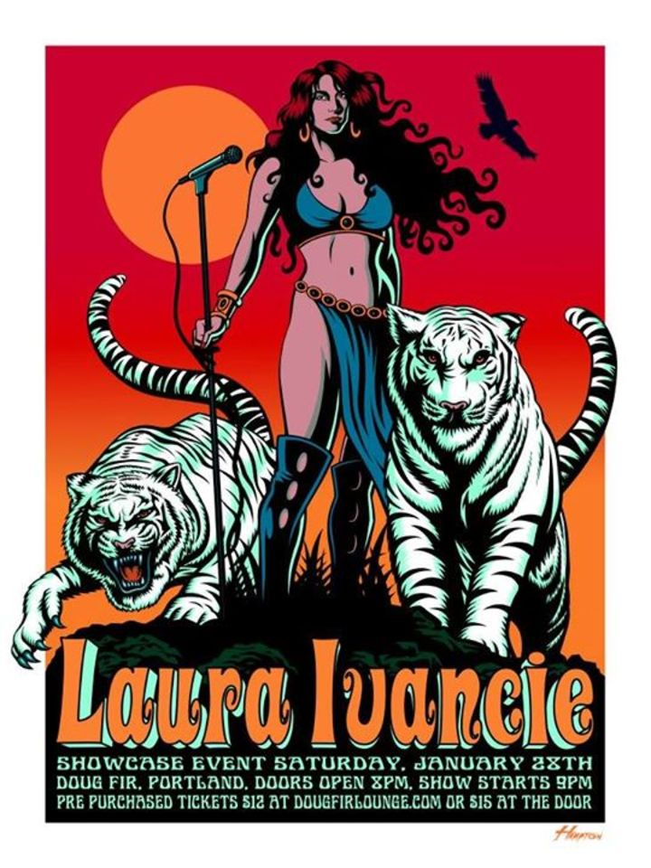 Laura Danielle Ivancie Tour Dates