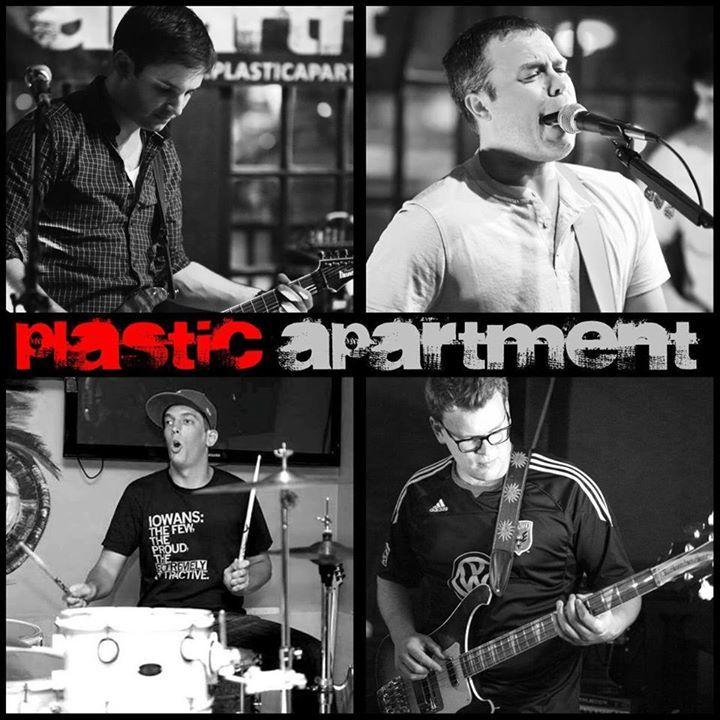 Plastic Apartment Tour Dates