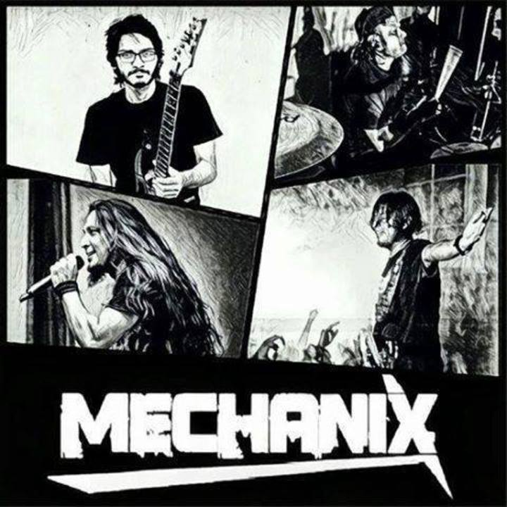 Mechanix Tour Dates