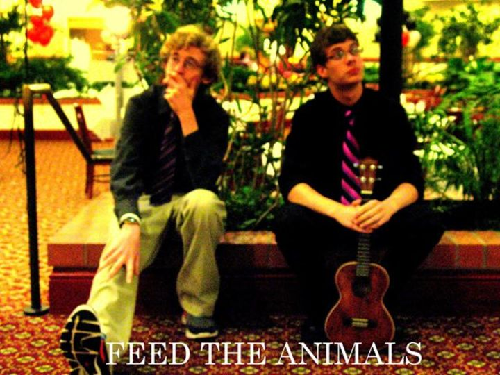 Feed The Animals Tour Dates