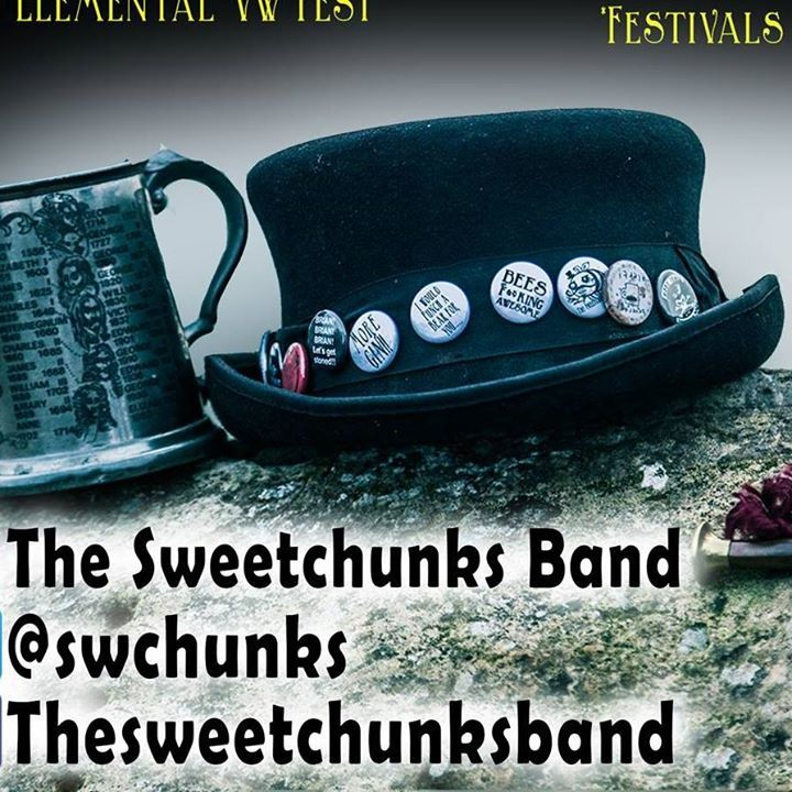 The Sweetchunks Band @ The Chimneys - Willington, United Kingdom