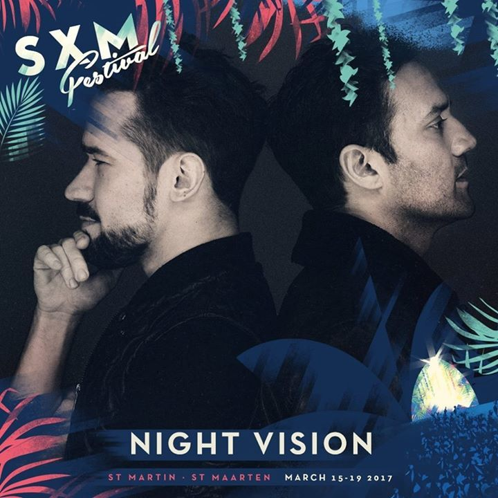 Night Vision - Official Tour Dates