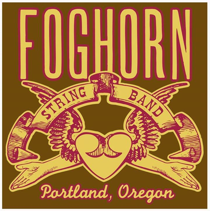 Foghorn Stringband @ Laurel Theater - Knoxville, TN
