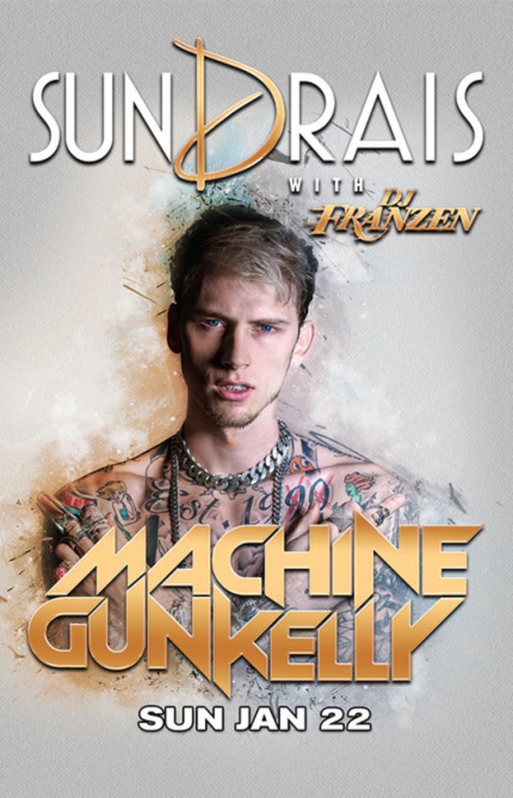Machine Gun Kelly @ Drais - Las Vegas, NV