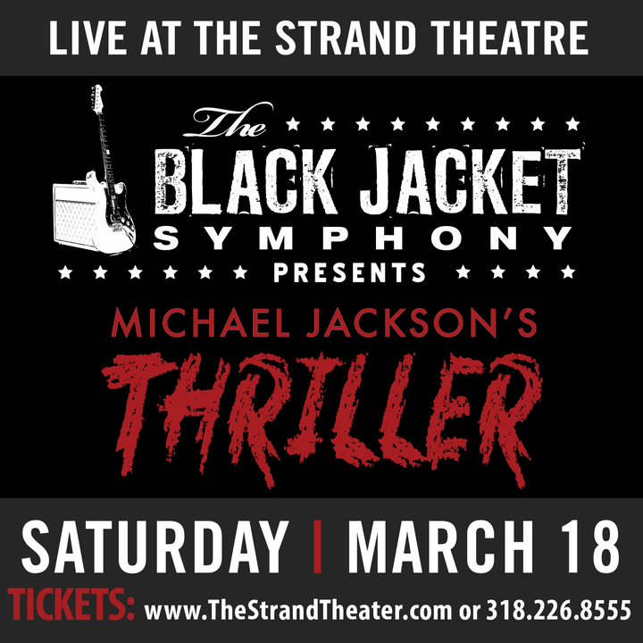 The Black Jacket Symphony - Shreveport Concert Tickets - The Black