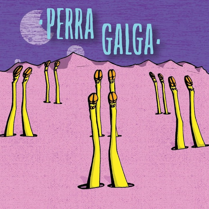 Perra Galga Tour Dates