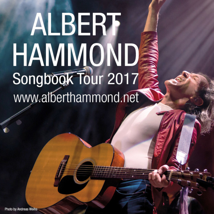 Albert Hammond @ Theater am Marientor - Duisburg, Germany