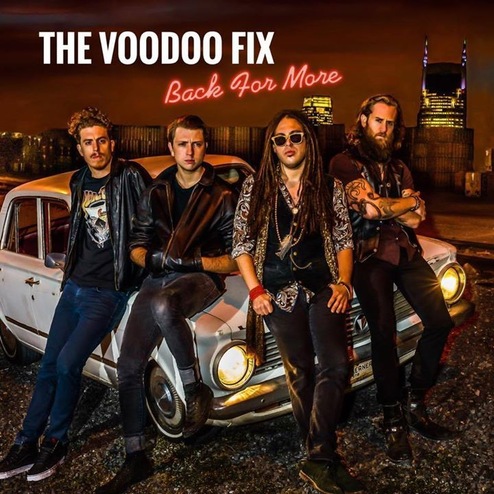 The Voodoo Fix Tour Dates