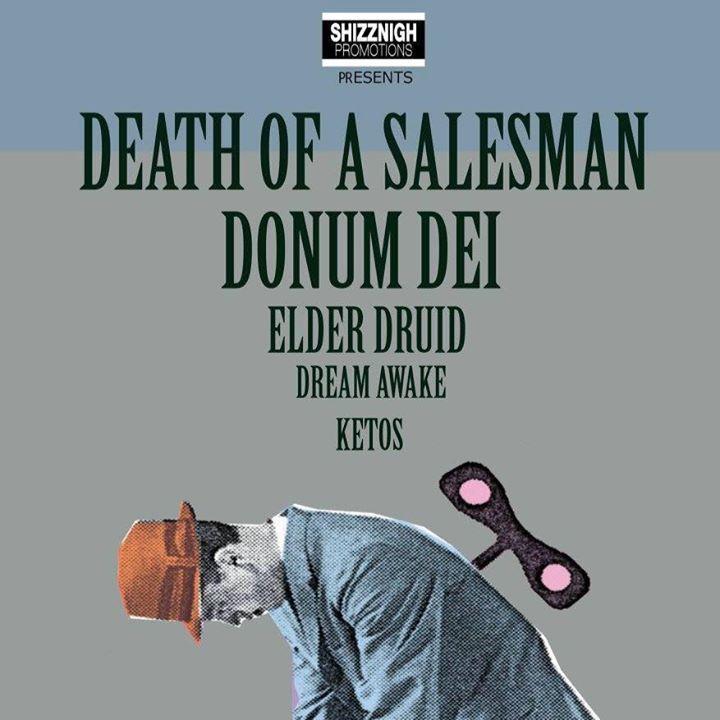 Death of a Salesman NI Tour Dates