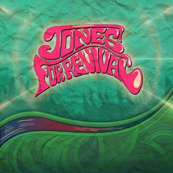 Jones For Revival Tour Dates