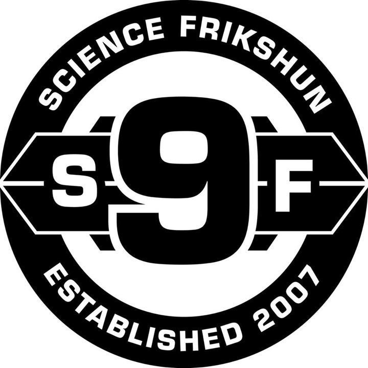 Science Frikshun - Drum n Bass Tour Dates