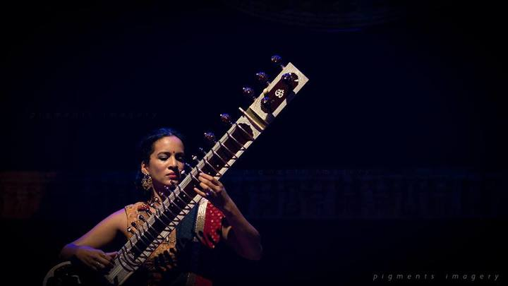 Anoushka Shankar @ Walt Disney Concert Hall - Los Angeles, CA