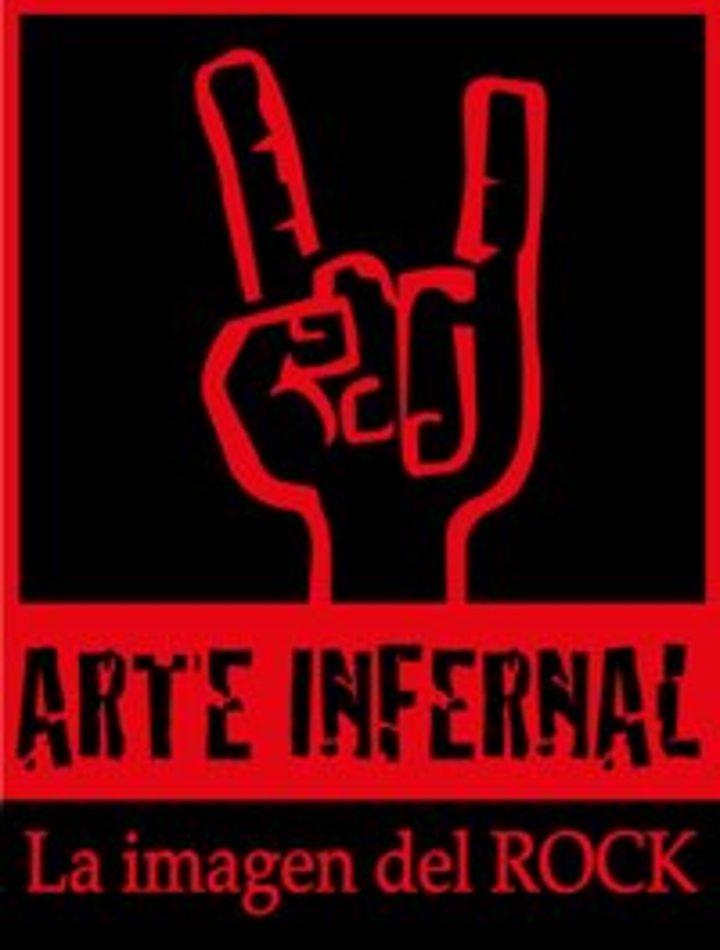 ARTE INFERNAL Tour Dates