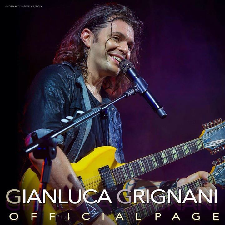 Gianluca Grignani @ Alcatraz - Milan, Italy