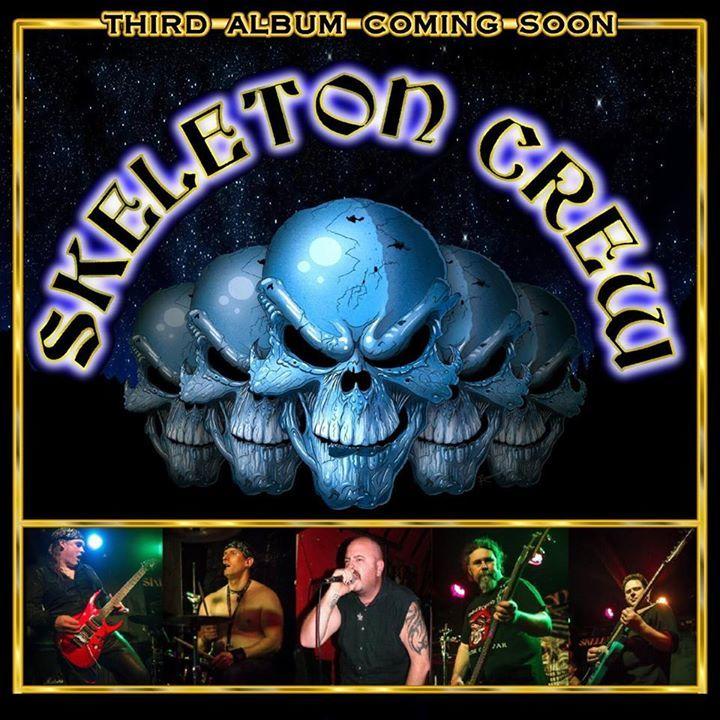 Skeleton Crew Tour Dates