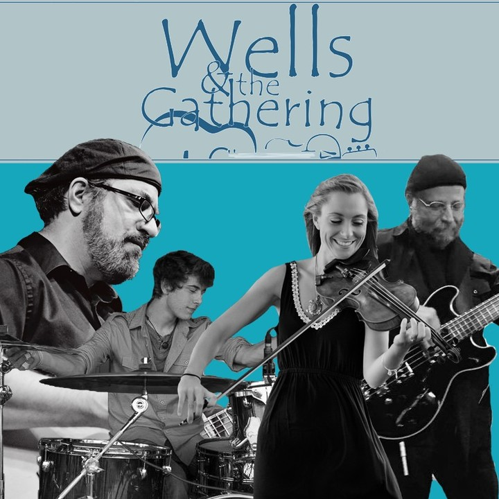 Wells and the Gathering @ Sips - Ogdensburg, NY