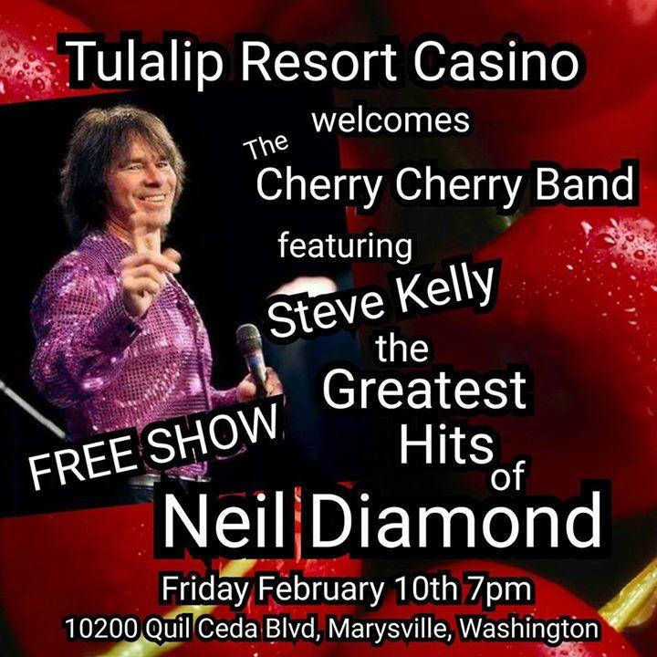 Neil Diamond Tribute Cherry Cherry Tour Dates