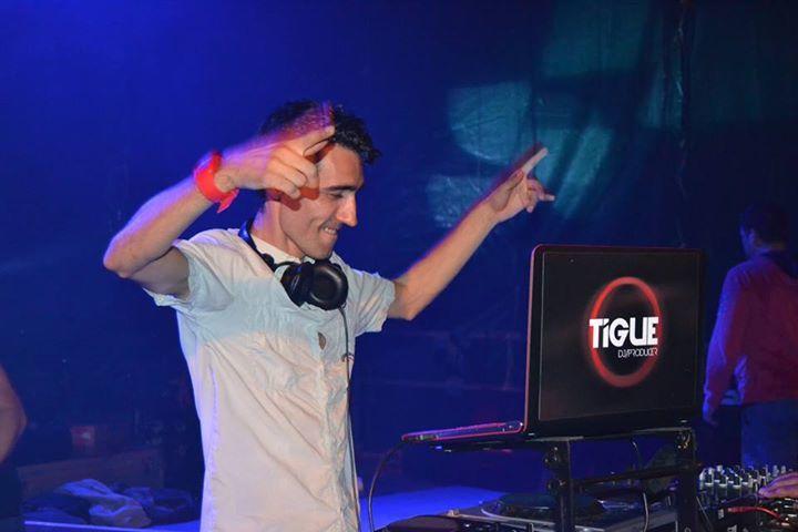 TIGUE DJ Tour Dates