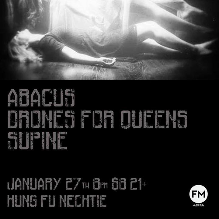 Abacus Tour Dates