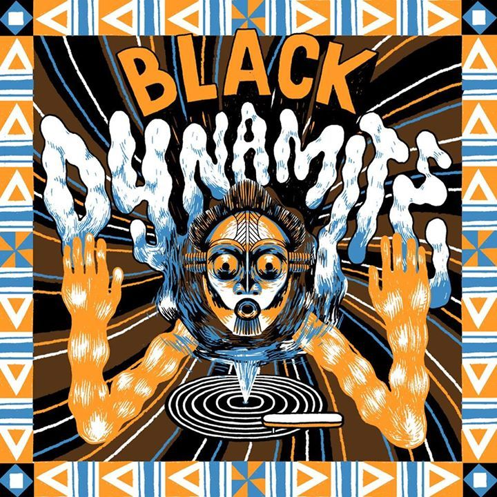 Black Dynamite Soundsystem Tour Dates
