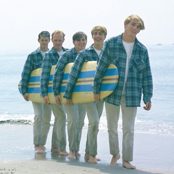 The Beach Boys Tour Dates