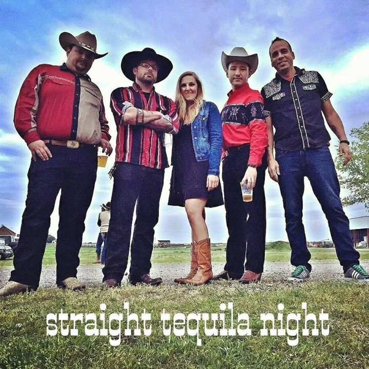 Straight Tequila Night Tour Dates