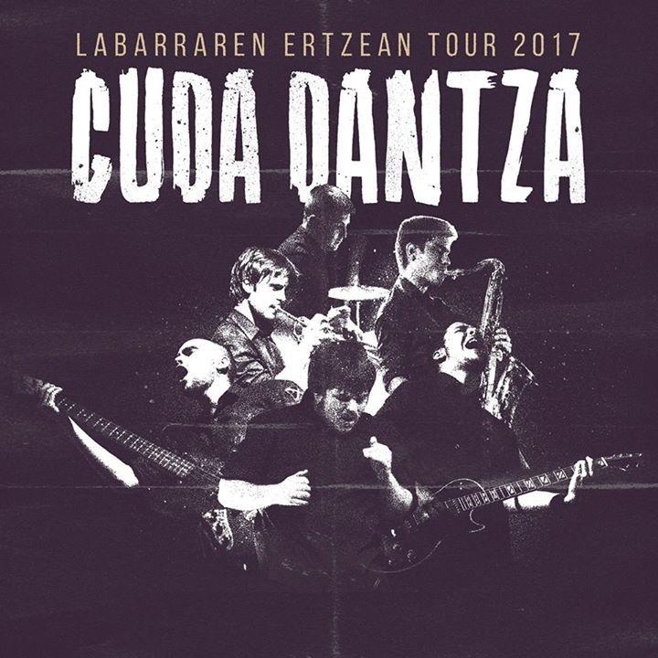 Guda Dantza Tour Dates