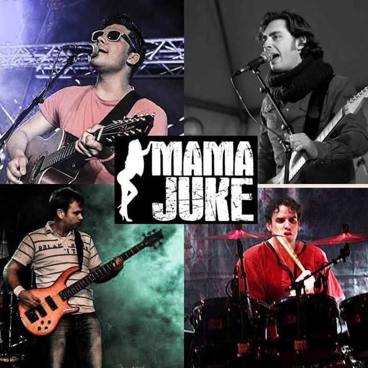 Mama Juke Tour Dates