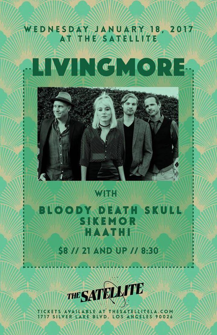 Livingmore Tour Dates