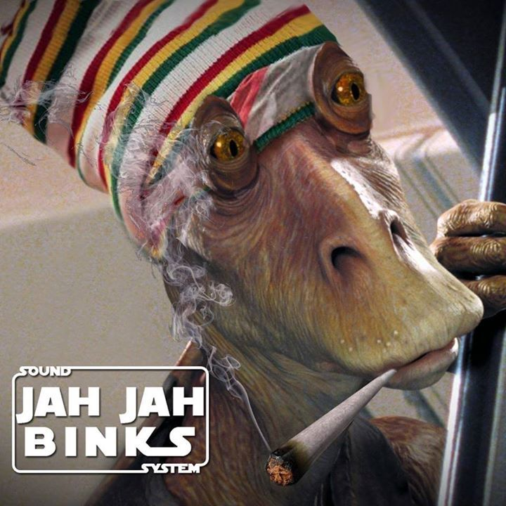 Jah Jah Binks Soundsystem Tour Dates