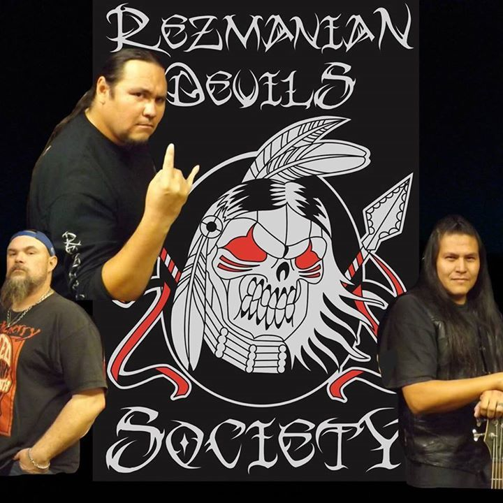 Rezmanian Devils Society Tour Dates