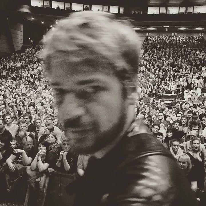 Daniel Biscan @ Stadthalle - Brunswick, Germany