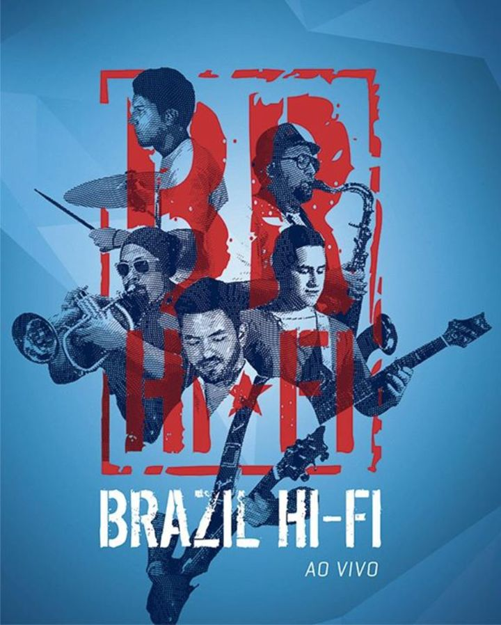 Brazil Hi-Fi Tour Dates
