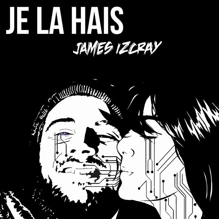James IzCray Music Tour Dates