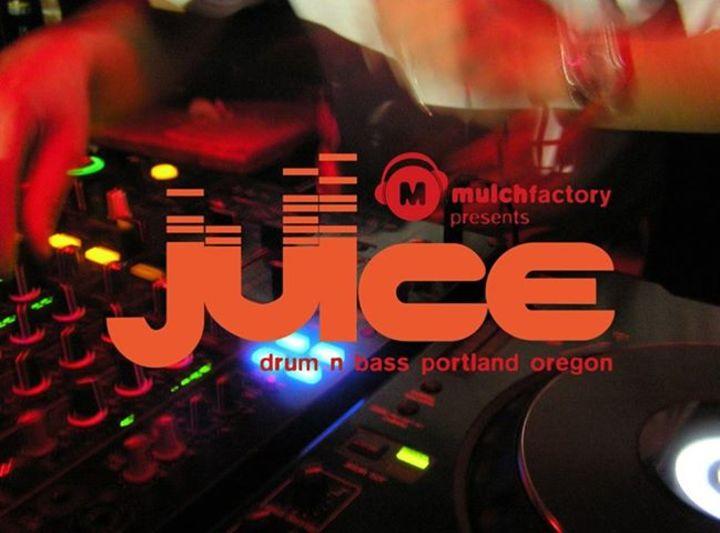 Juice Drumandbass @ Fifth Avenue Lounge - Portland, OR