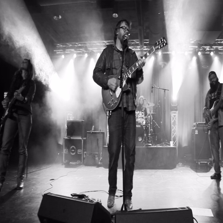 Josh Roberts & The Hinges Tour Dates