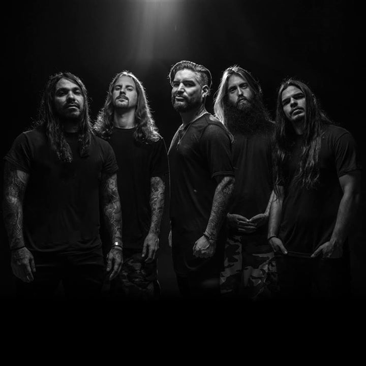 Suicide Silence @ C-Theater - Berlin, Germany