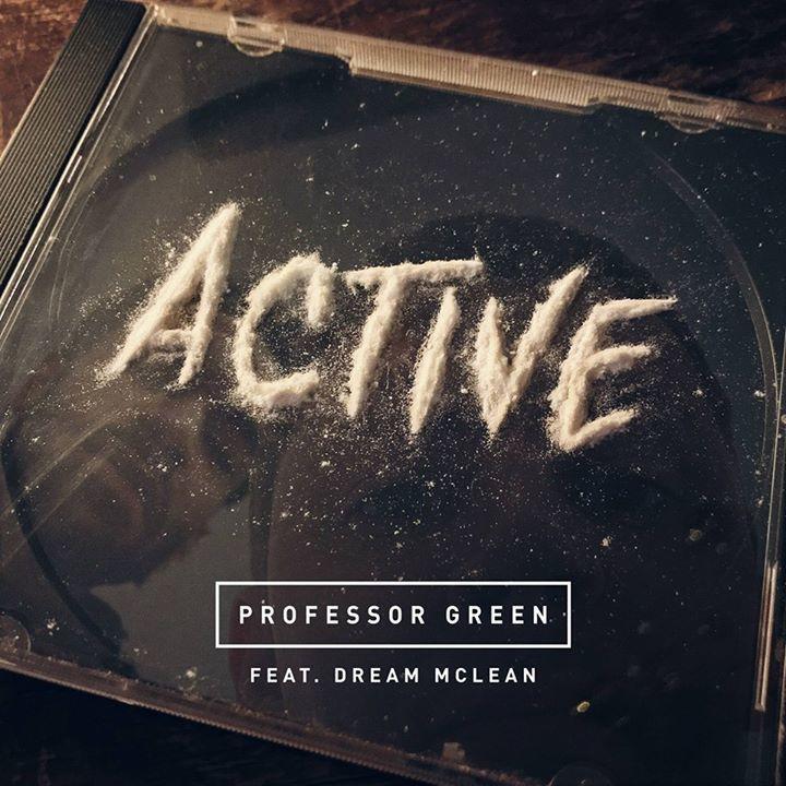 Professor Green Tour Dates
