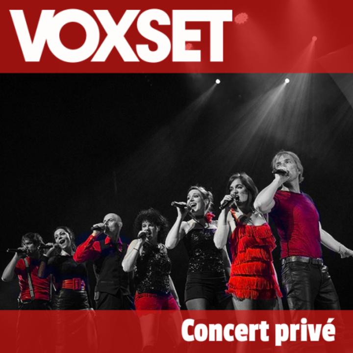 Voxset @ Concert privé - Lausanne, Switzerland