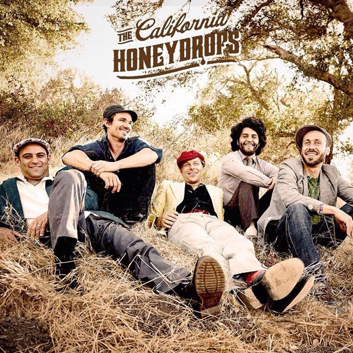 The California Honeydrops Tour Dates
